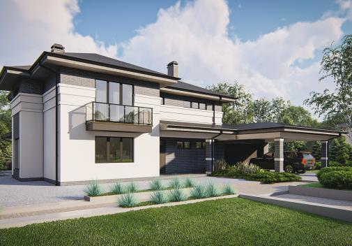 Проект дома Zz13