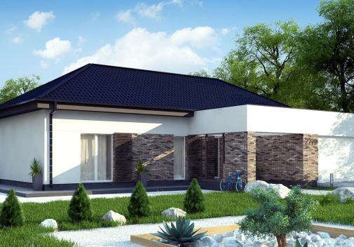 Проект дома Z277