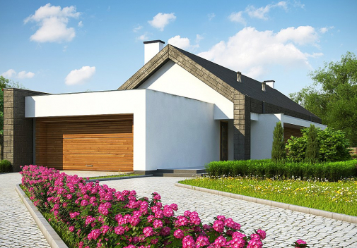 Проект дома Z330