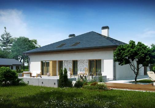 Проект дома Z51