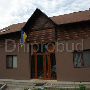 Комбинированный дом