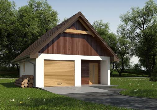 Проект дома Zg2
