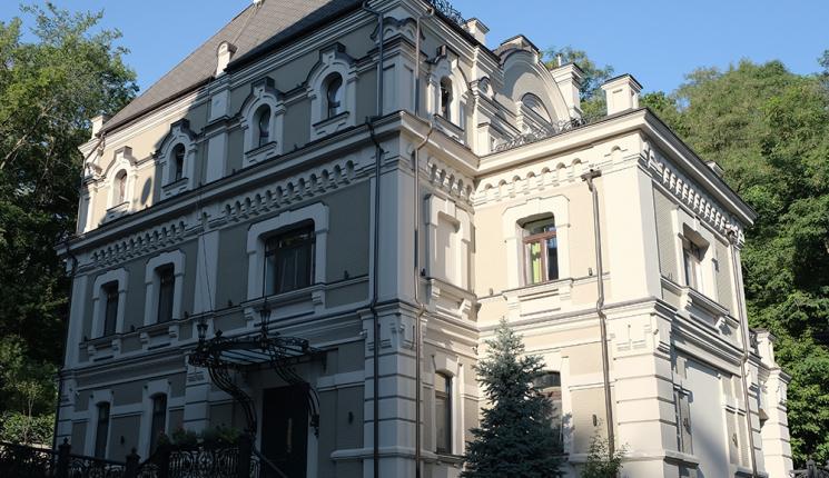 Реконструкция фасада в г.Киев