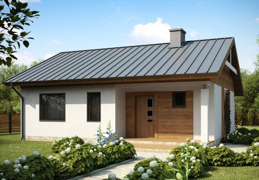 Проект дома Z78