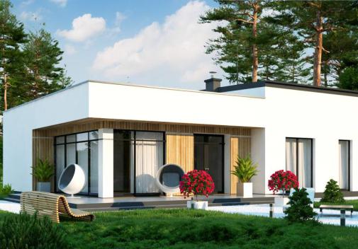 Проект дома Zx35 GL2