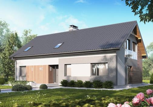 Проект дома Z97