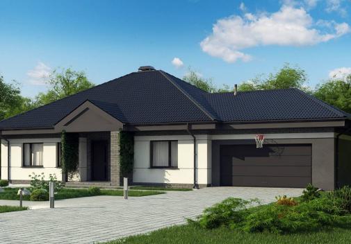 Проект дома Z86 A