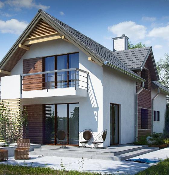 Подборка топ 10 домов для узкого участка