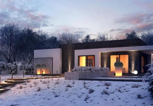 Проект дома Zx96