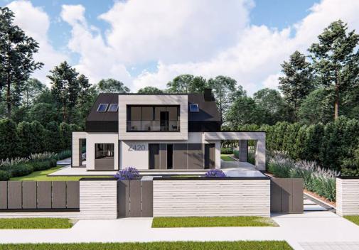 Проект дома Z420
