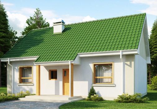 Проект дома Z12