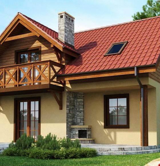 Варианты современных материалов для красивой отделки фасада