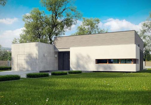 Проект дома Zx56