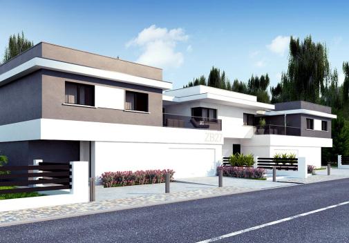 Проект дома Zb27