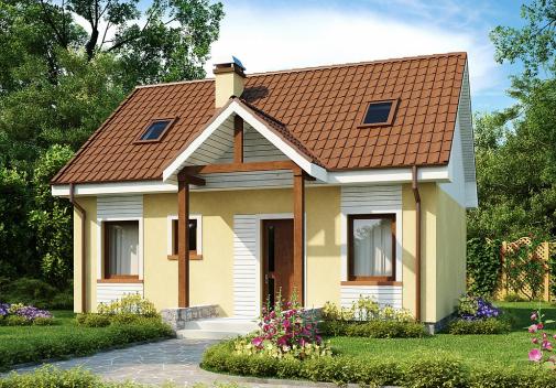 Проект дома Z32