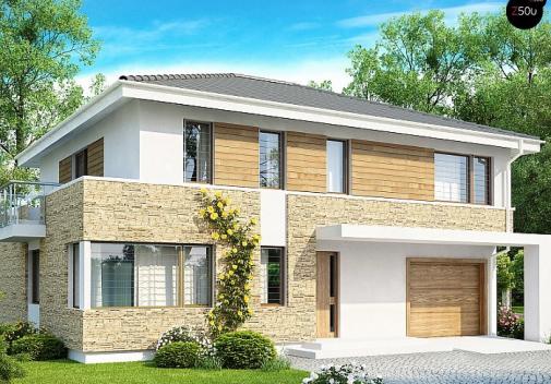 Проект дома Zx29 S