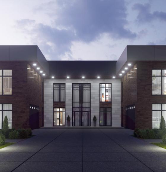 ТОП-10 готовых элитных проектов домов для строительства