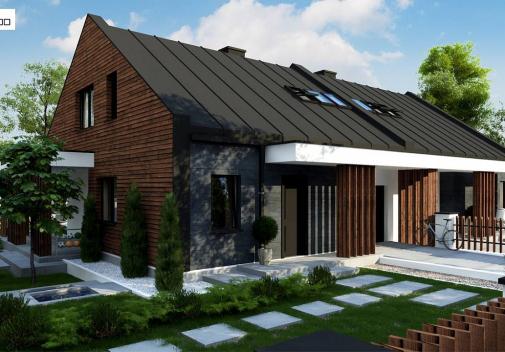 Проект дома Zb29