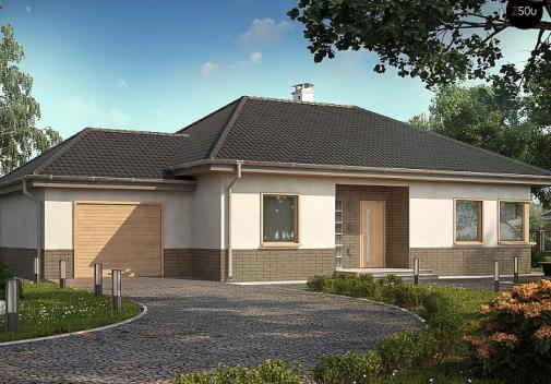 Проект дома Z24 GL S