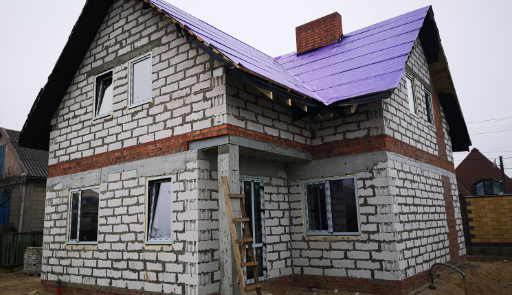 Функциональный коттедж в городе Каменское