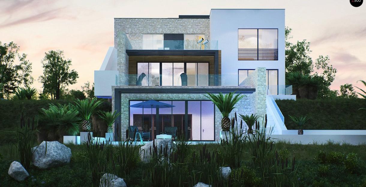 ТОП-5 проектов двухэтажных домов