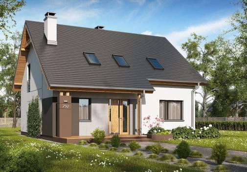 Проект дома Z92