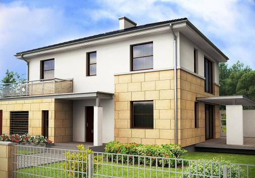 Проект дома Z29