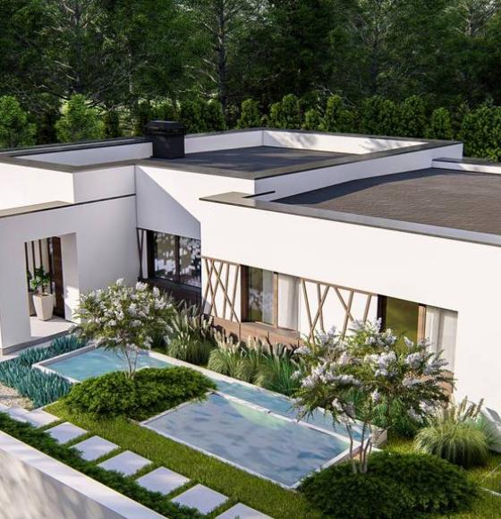 Топ-10 проектов домов