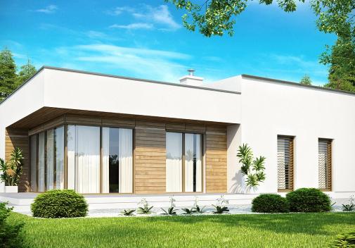 Проект дома Zx35