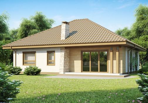 Проект дома Z94