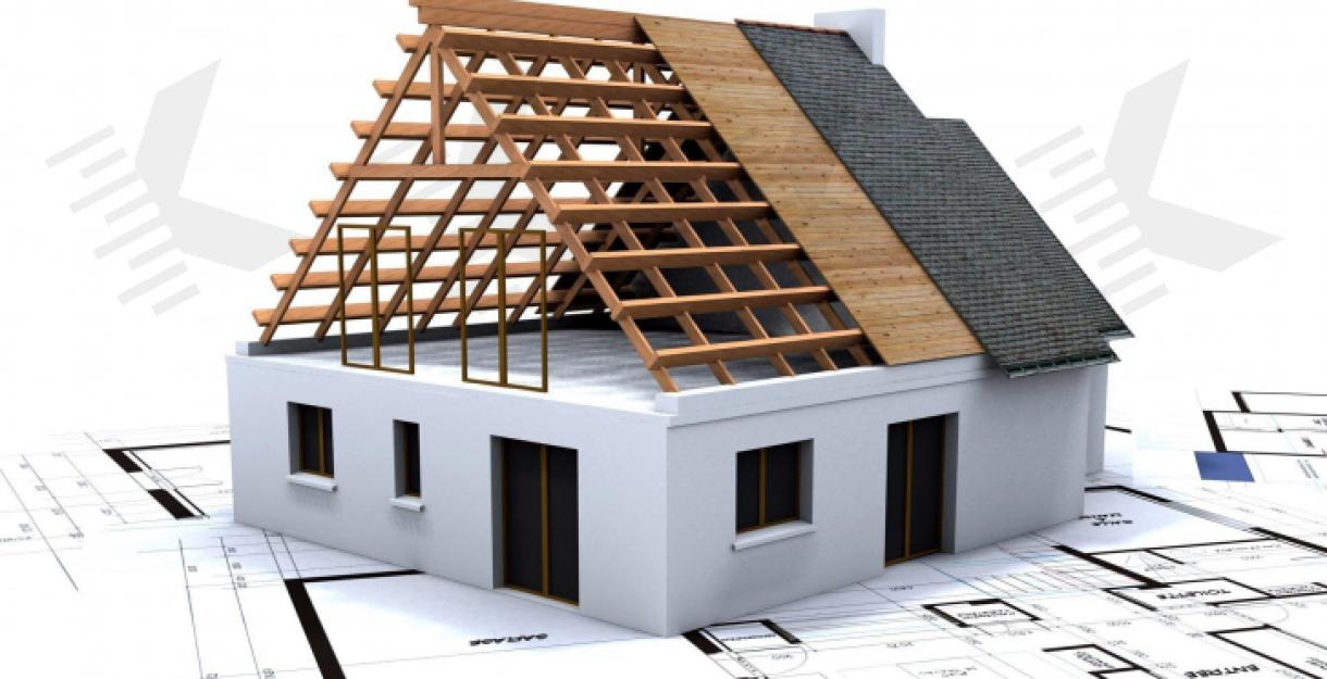 Разбираем плюсы и минусы двускатной крыши