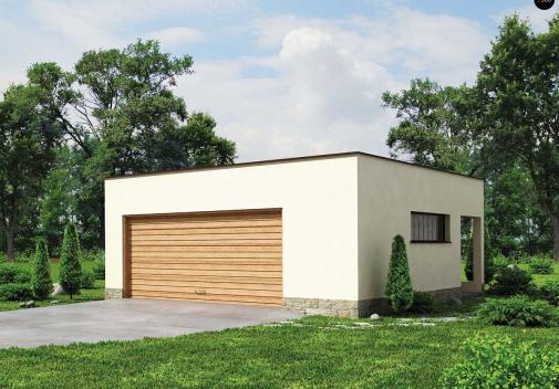 Проект дома Zg22