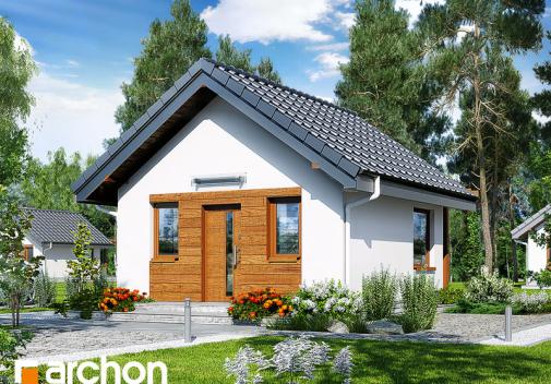 Проект дома Літній будиночок в крокусах 2
