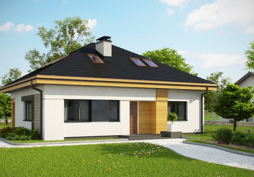 Проект дома Z273 Ph+ st