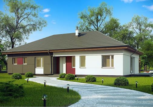 Проект дома Z310